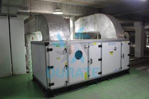 Các hệ thống có thể làm mát nhà xưởng – Durate Việt Nam