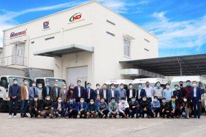 Cung cấp AHU cho nhà máy thuốc thú y Việt Nam