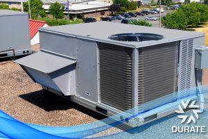 Thiết bị RTU – Bộ xử lý không khí đặt trên mái