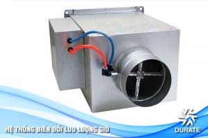 Hệ thống biến đổi lưu lượng gió – VAV Box