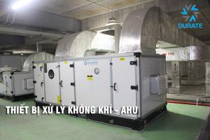 Giải thích về các đơn vị trong hệ thống HVAC cho siêu thị
