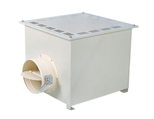 Phân biệt thiết bị Hepa box và thiết bị FFU