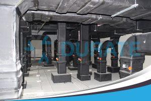 Quan hệ giữa hệ thống HVAC với chênh lệch áp suất