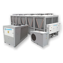 Air Cooled Water Chillers & Heat Pumps