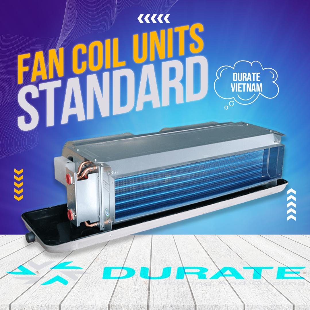 KT Standard Fan Coil Units