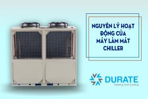 Tìm hiểu về hệ thống máy lạnh CHILLER